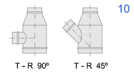 T-R 90º_45º