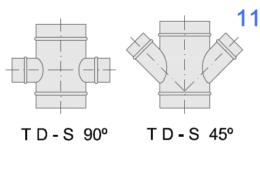 TD-S 90º_45º