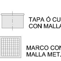 Cuello Malla y Marco Malla